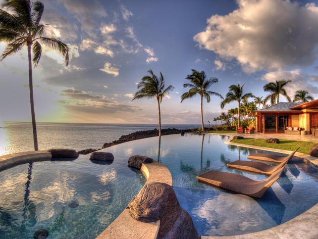 Amazing Oceanfront Homes