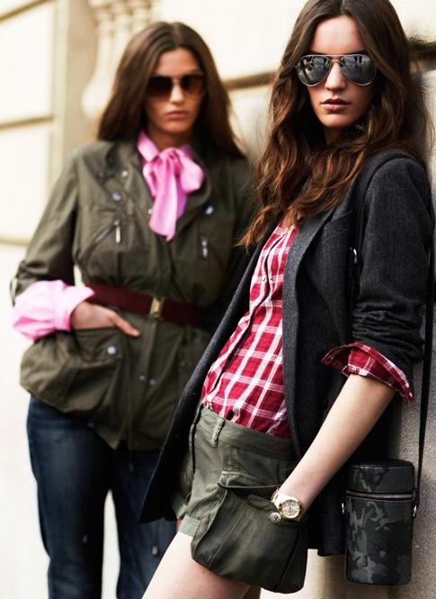 Girls in Aviators