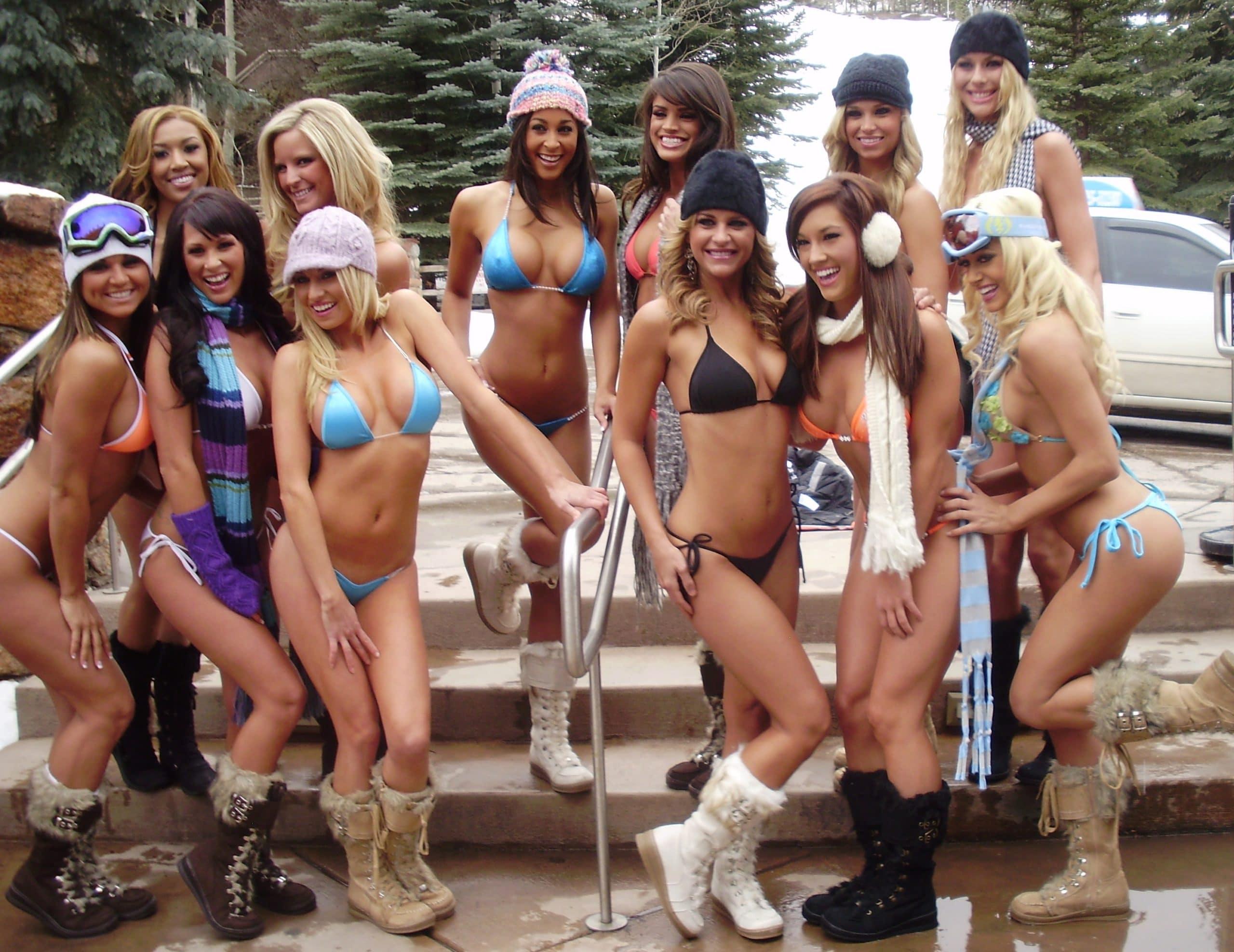 Секс на лыжно курорте 16 фотография
