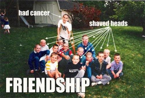 Cancer Friendship