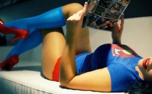Sexy Superheroes for Halloween
