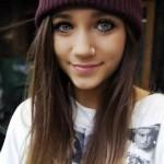 Cute Girls in Beanies