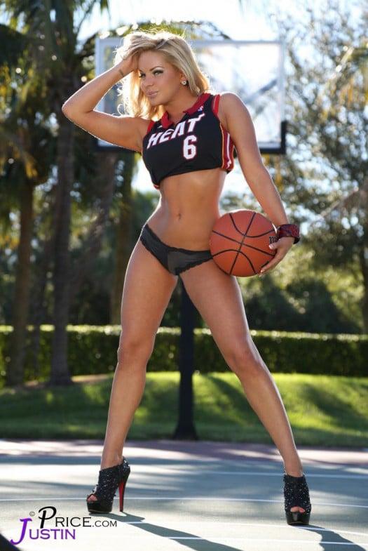 Heather Shanholtz Bball