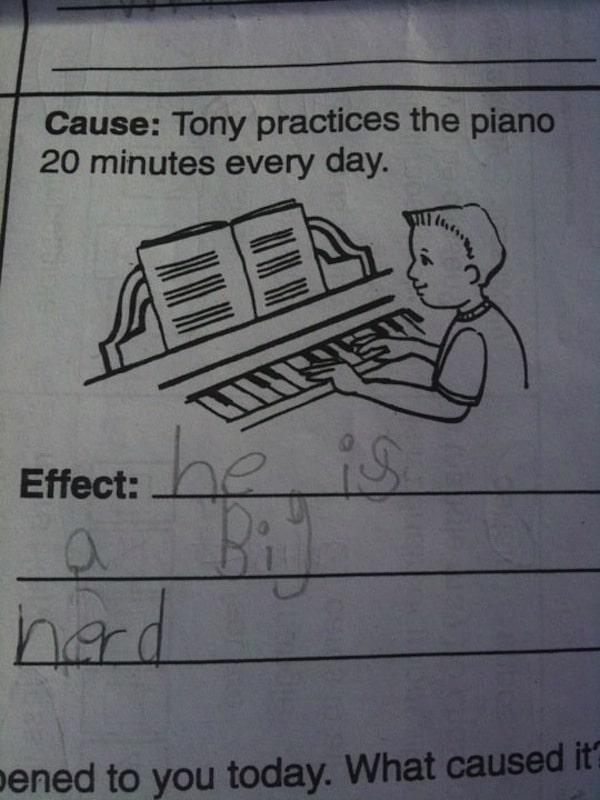 LOL School Answers