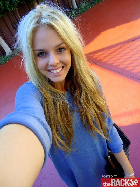 Messy Hair Smile