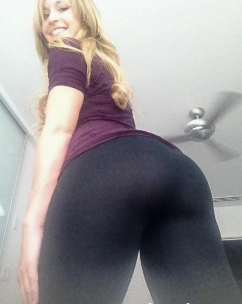 Pov yoga pants