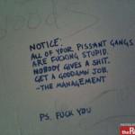 Funny Bathroom Graffiti Pictures