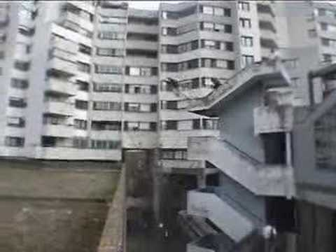 Rooftop Jumping… (Watch)