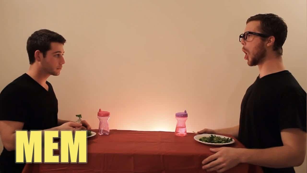 How Animals Eat Their Food Parody (Watch)
