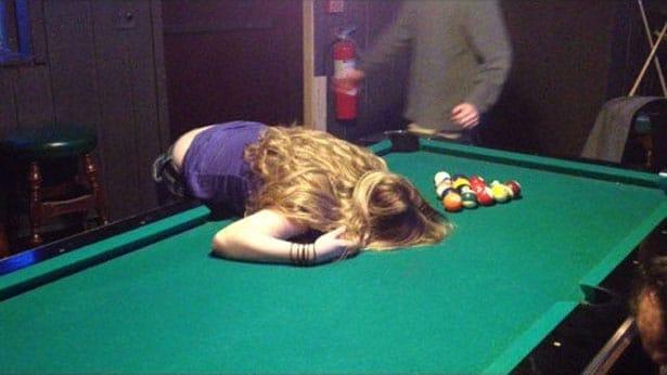 So You Got a Little Drunk…