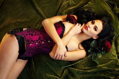 Hot Velvet Lingerie