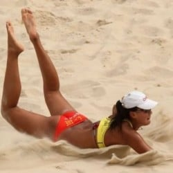 It's Just Something About Women's Volleyball…