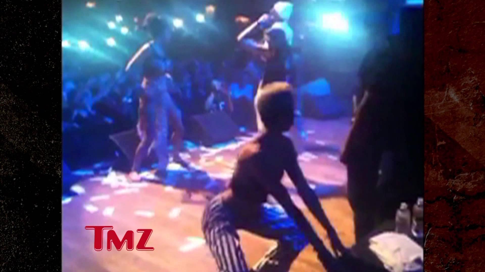 Miley Cyrus… Twerking?! (Watch)