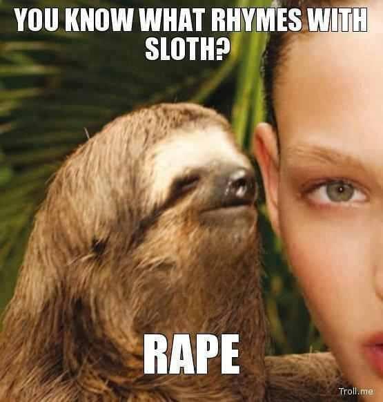 Funny Sloth Memes 2