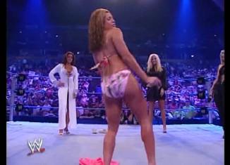 WWE Divas Gone Wild? (Watch)