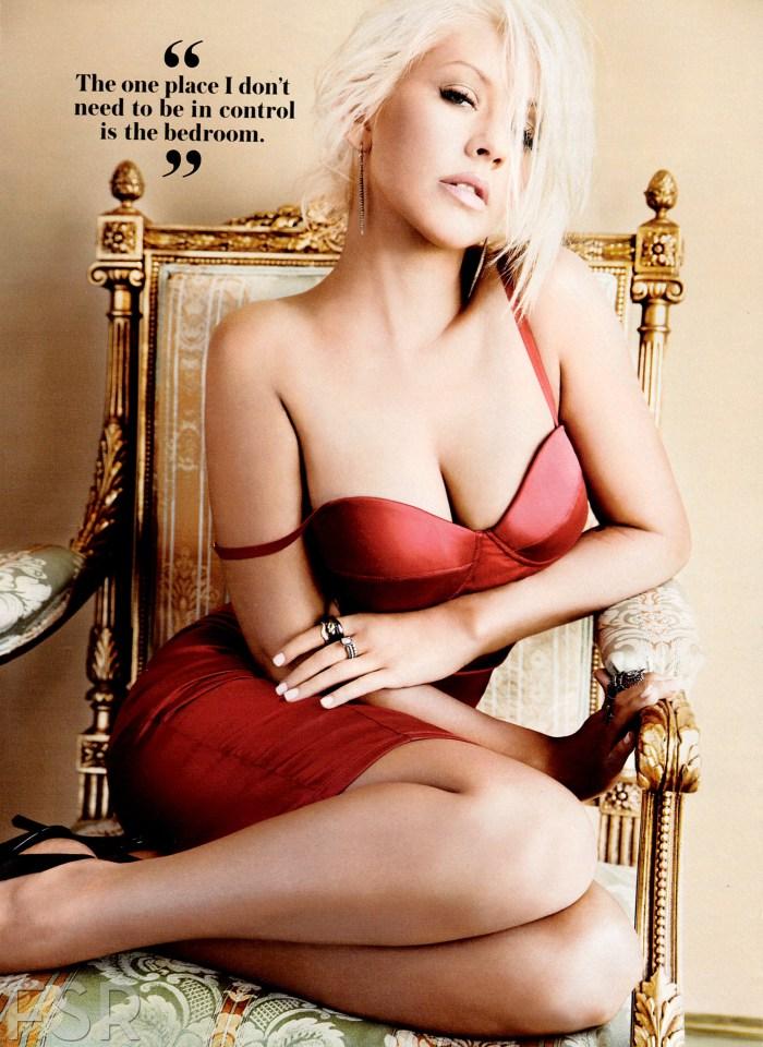 Christina Aguilera Maxim Pictures 7
