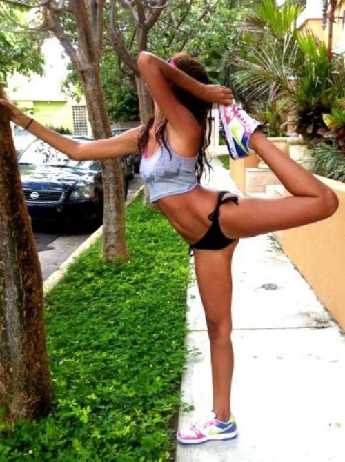 Flexible Babes 1