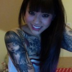 Who Loves a Woman With Tattoos? (30 Pics)
