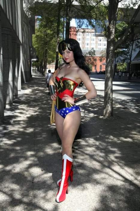 Sexy Superheroes 3