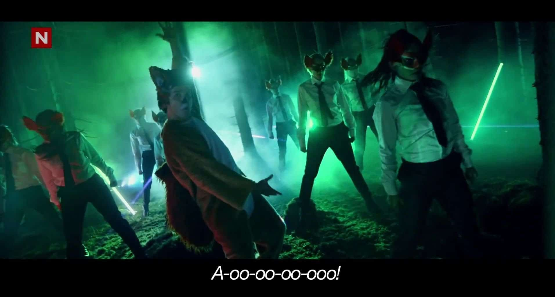 Seriously Though, What Does a Fox Say? (Watch)