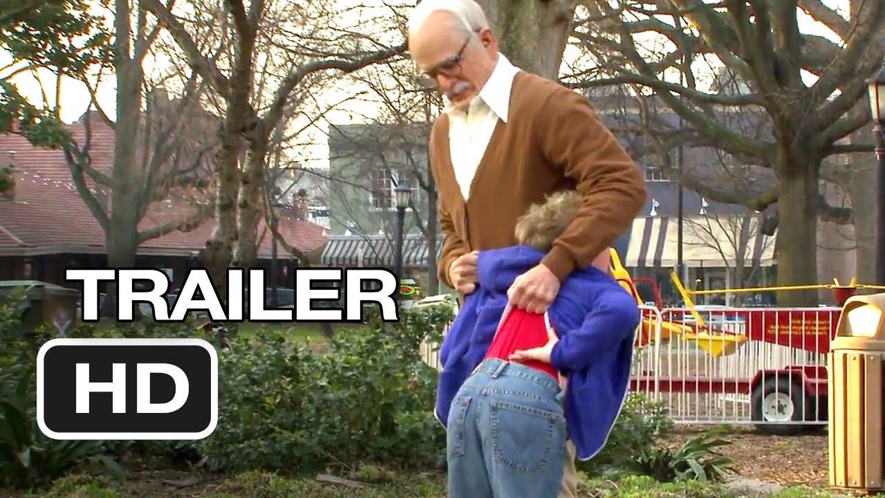 LOL! Jackass Presents: Bad Grandpa Movie Trailer (Watch)