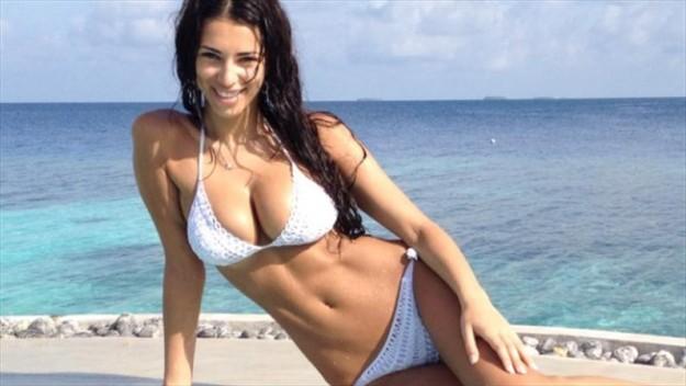 Babe of the Week: Georgia Salpa