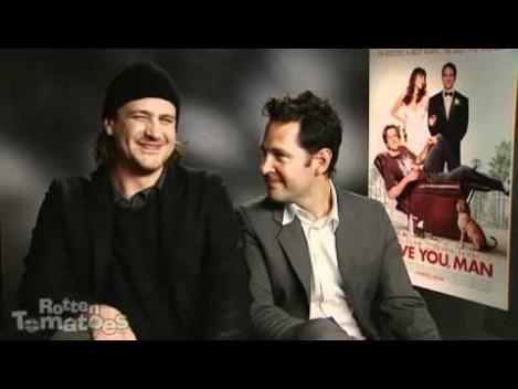 Paul Rudd & Jason Segal High as a Kite in an Interview! (Watch)