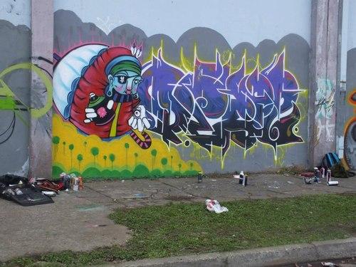 10 Cool Graffiti Art Photos
