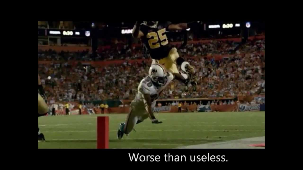 An Inspirational Sports Video (Watch)