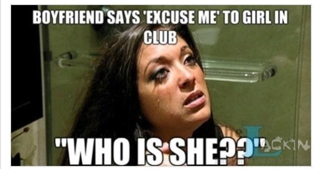 10 Funny Lady Like Memes