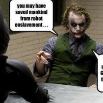 Your Superhero Is a Jokester Now Isn't He!
