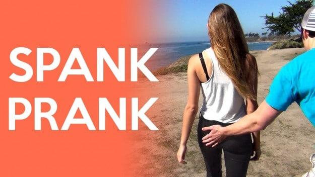 Spank Prank Classic Prank (Watch)