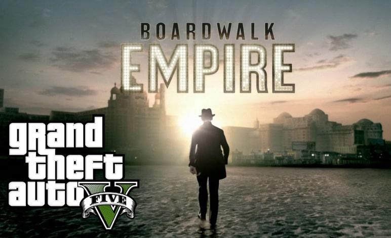 WOW: Grand Theft Auto Recreates Boardwalk Empire Intro (Watch)