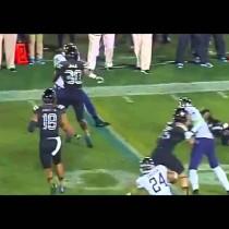 POW! College Football Hardest Hits 2014 (Watch)