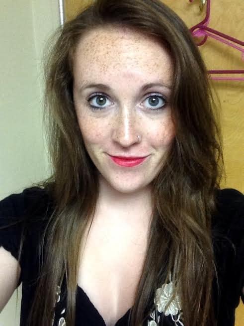 Hot Freckled Girls 16