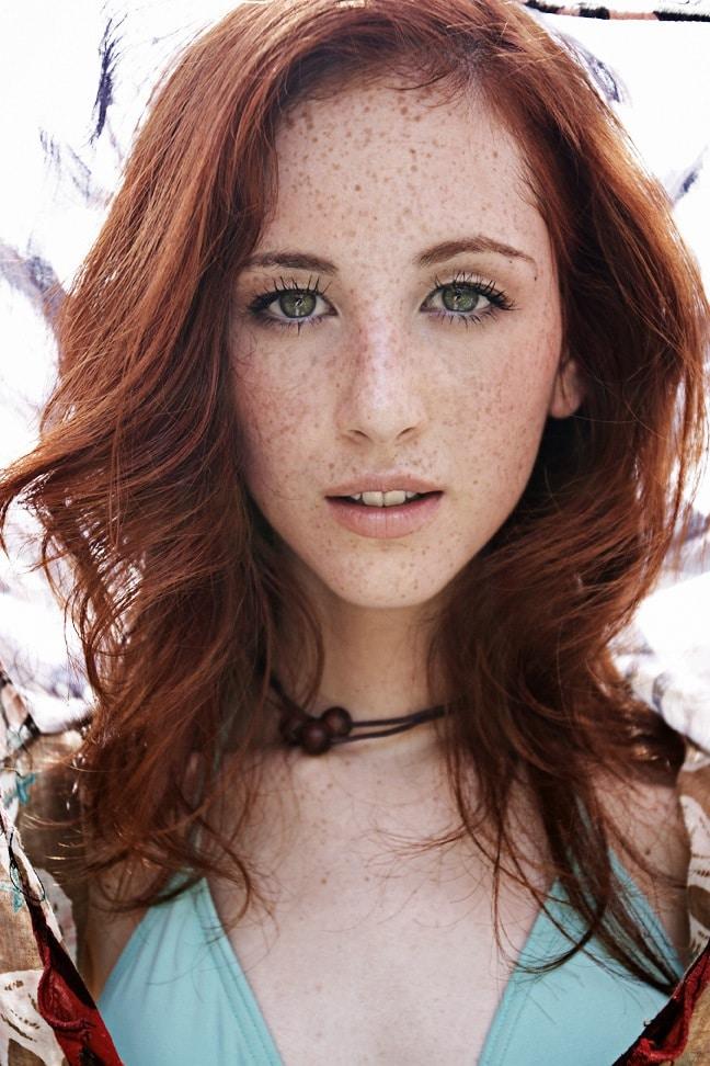 Hot Freckled Girls 23