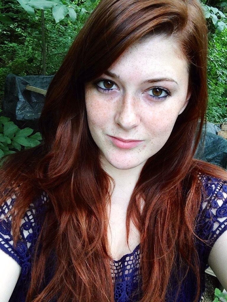 Hot Freckled Girls 24