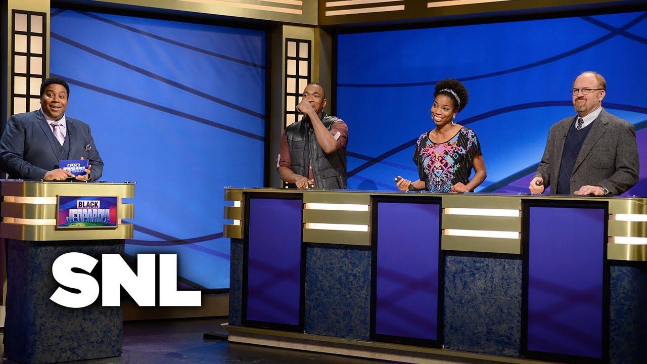 Black Jeopardy is Back! (Watch)