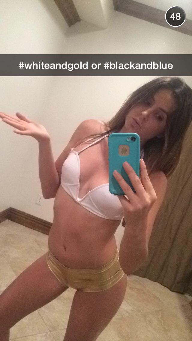 Hot Selfie Snapchat