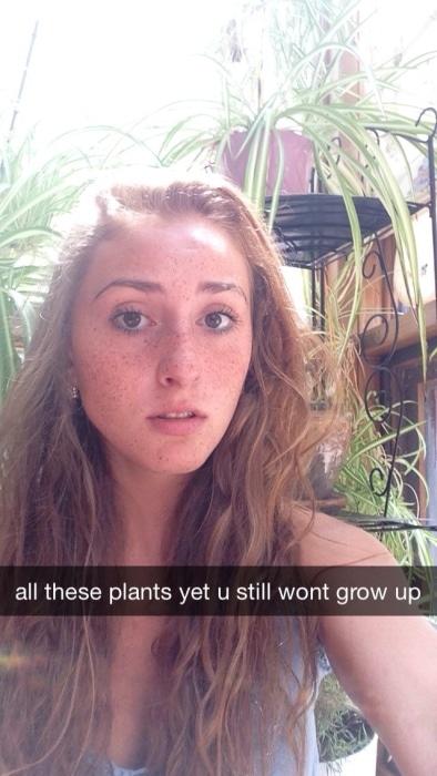 Funny Snapchat Girl 1
