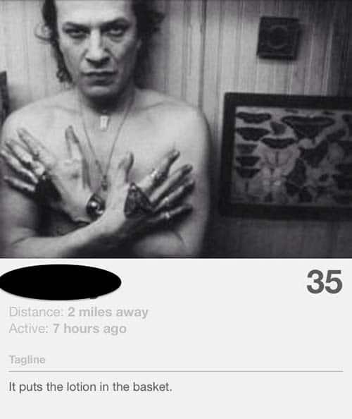 Funny Tinder Profiles 4