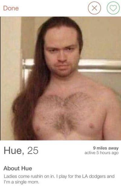 Funny Tinder Profiles 5