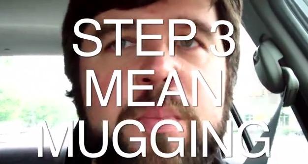 How to Roll Like a Gangsta 101 (Watch)