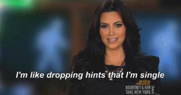 10 Hilarious Kardashian GIFS That Show a Breakup Perfectly