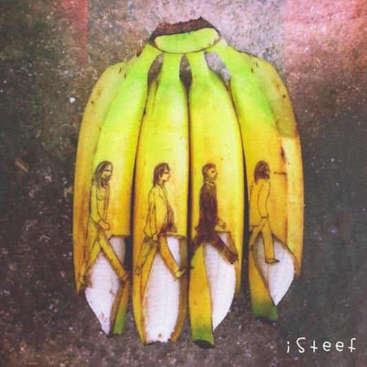 Banana Art 9