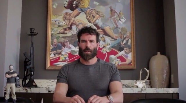 Dan Bilzerian Bombed with a 17k Dollar Fine for Blowing Up His Trailor (Watch)
