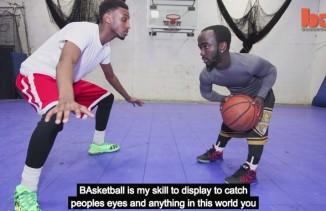 Dwark BasketballerProves Size Doesn't Matter On The Court… (Video)