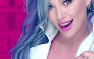 """Hilary Duff Looks SLAMMIN' In Her New Music Video """"Sparks"""" (Video)"""