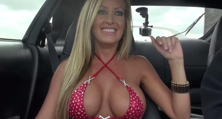 Jessica Barton's Reaction 1000hp Supra (Video)
