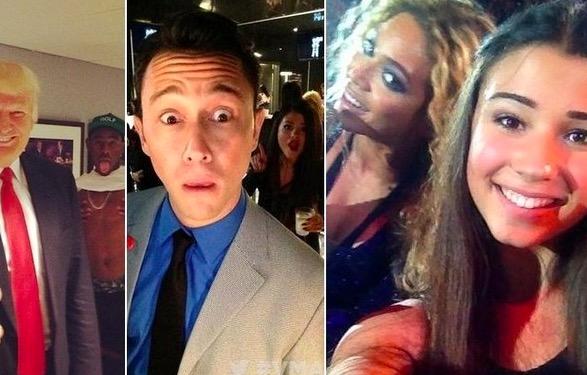 Best Celebrity Photobombs 12